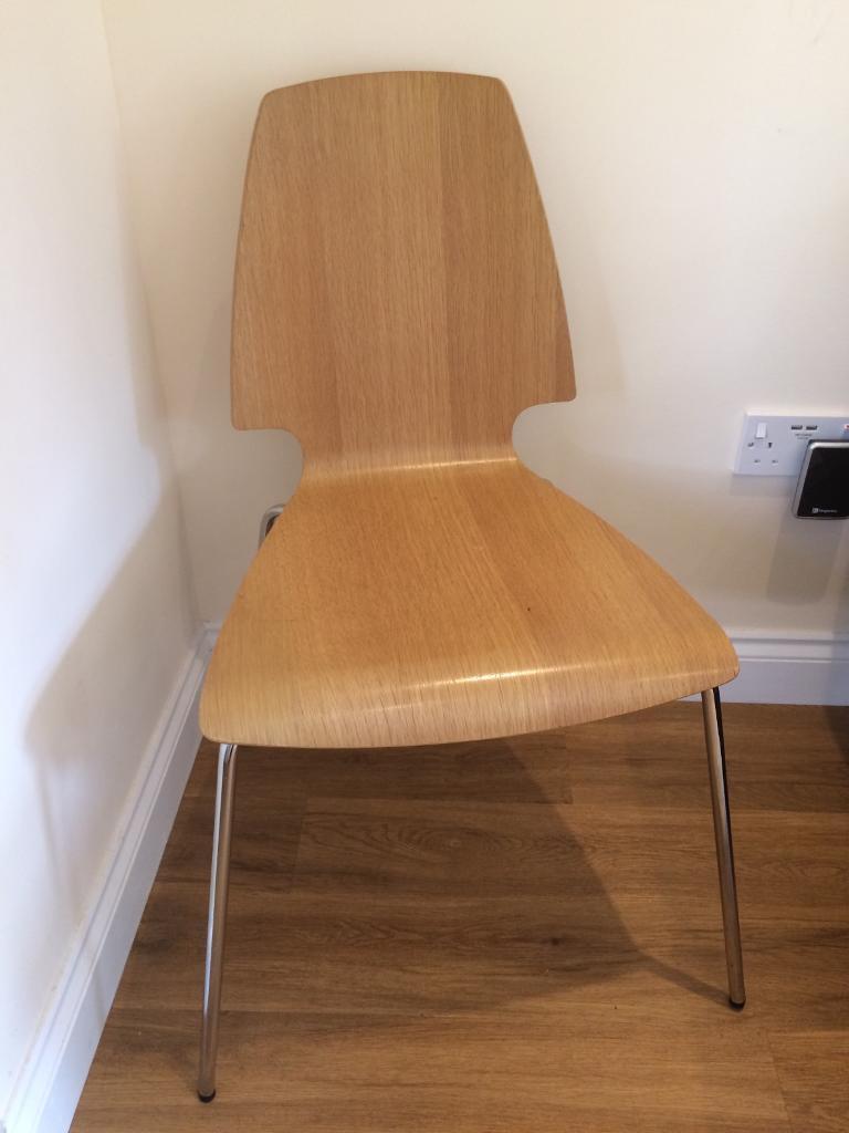 Ikea chair 2 avaialble