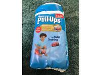 Huggies Pull-ups Size L (12) pants