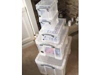 Really useful box 1x84l, 1x35l, 1x9l 2x3l MultiPack, RRP £55 Can post
