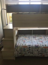 Children's bunk bed barker and stonehouse