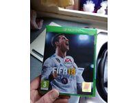 ~~ FIFA 18 ~~