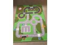 Ikea lillabo children's rug