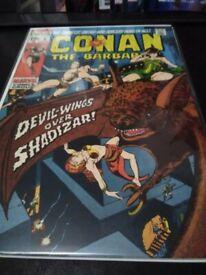 Rare super high grade Conan #6 for sale!