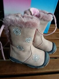 Baby girls winter boots for sale