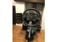 Thrust master Ferrari 458 racing wheel