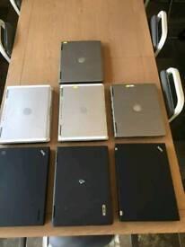 Computer and monitors