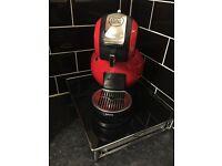 Krups Coffee Machine with Pod Storage Tray & Pods