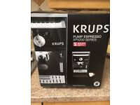 KRUPS Pump Expresso Coffee Machine XP5200 Series