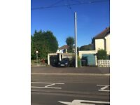 "Garage (NOT A STUDIO) for sale in residential area ""Beeston in Nottigham"""