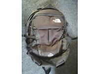 The North Face large back pack for £55