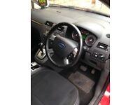 Ford Focus cmax 1.6 tdci Ghia auto