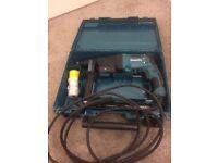 Makita HR2600 sds + Rotary Hammer Drill