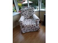 3 easy chairs free for collection