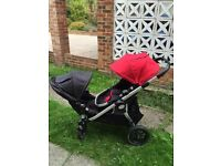 Babyjogger city select double