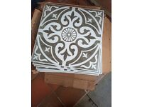 Free ceramic tiles - free to collect