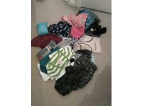 Bundle of Women's clothes