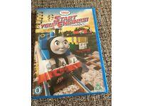 Thomas start your engines