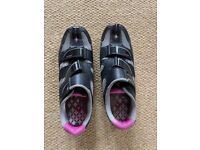 Women's Specialised Cycling Shoes with MTB cleats