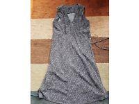 Maternity wrap dress, Gap size medium (roughly 10)