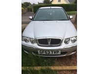Rover for sale low mileage great condition interior, 750 ono