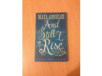 And Still I Rise book by Maya Angelou