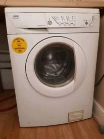 Zanusis Washing machine Full working