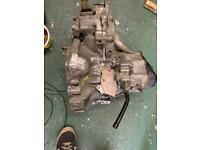 Suzuki Alto Mk4 1.1 5 speed gearbox
