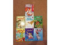 7 Disney books