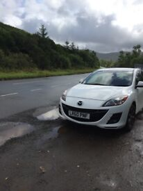 Mazda 3 TS2, 1.6, Low millage, Immaculate £4500 ono