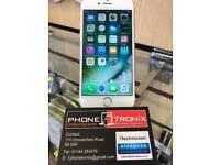 iPHONE 6S 16GB/UNLOCKED/SHOP RECEIPT & WARRANTY/GOOD CONDITION/GOLD/•VISIT•THE•SHOP•