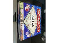 Monopoly the mega edition new