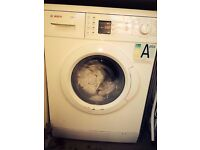 Bosch Excell 7 1400 Express Washing Machine - Works Great! Moving House