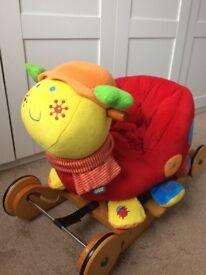 Mammas and Papas Lotty the Ladybird Rider