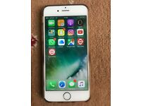I phone 6 unlock to all networks 16 GB used