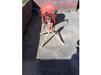 build buddy cement mixer used nearly new
