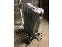 Free radiator - works but wheels fluffed