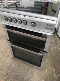 Flavel Electric Ceramic Cooker (60cm width/ grey)