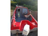 17ft micro plus boat