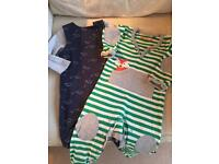 Two baby boy outfits 6-9 months