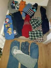 3-4 boys bundle