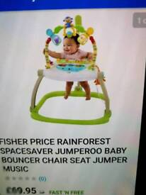 Fisher price. Rainforest