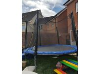 I have a 10ft trampoline want to swap for an 8ft one