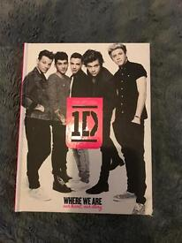 One Direction 'Where We Are'