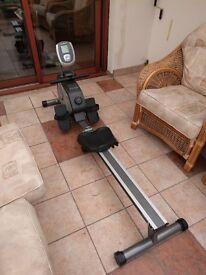 Marcy Regatta Folding Rowing Machine