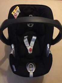 Cybex Aton Q Baby car seat.