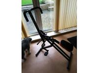 Total Crunch Exerciser, Reduced Price !