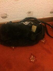 Pauls Boutique black handbag
