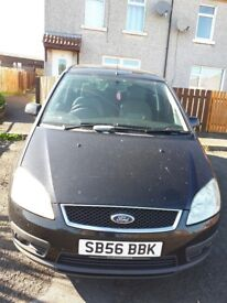Ford C max *looking quick sale*