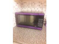 Morphy Richards Set- Kettle, Toaster, Microwave & Knife Block