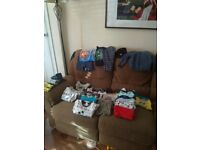 Baby boy clothes 12 to 24 month bundle 34 items